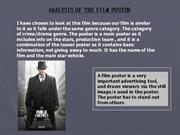 analysis of public enemies film poster