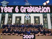 Year 6 Graduation 2009 for CD