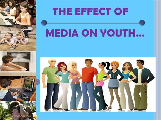 effect of media on youth authorstream