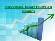 Stekys media orange county seo company