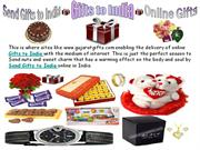 Send Gifts, Online Gifts, Gifts to India