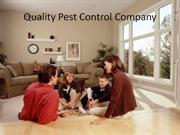 Quality Pest Control Pittsburgh