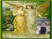 Because you loved me - To my angel