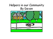 Helpers in our Community Devon