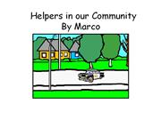 Helpers in our Community Marco