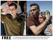 FREE - Israel and Palestinians Swap Prisoners