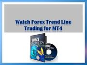 Forex Trend Line Trading