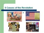 Causes of the Revolution-1