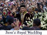 Java's Royal Wedding