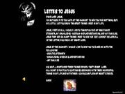 Letter to Jesus