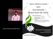 Data Structures and Algorithms Made Easy (Java)
