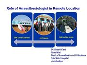 Copy of shashi Final Remote Location Anaesthesia - shashi