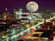 Windshield Survey Columbia, SC