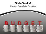 PEOPLE BUDGET CAN SAVE MONEY PPT TEMPLATE