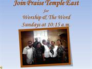 Join Praise Temple East
