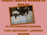 Praise Temple Woman of Praise