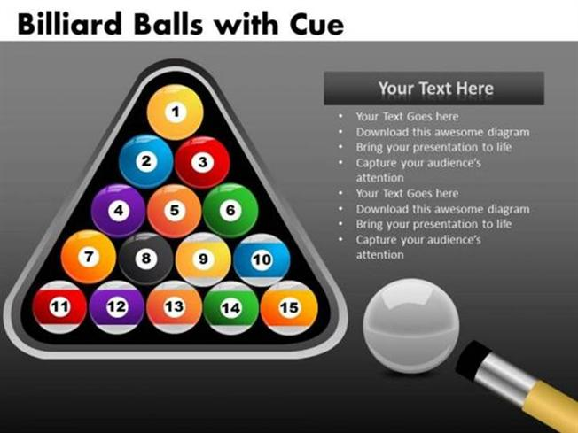 1229_635119686137907500 1 15 billiard balls rack powerpoint diagram