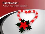 CHRISTIAN CHRISTMAS COOKIES FOR CELEBRATION PPT TEMPLATE