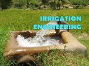 tube well irrigation