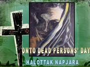 ONTO DEAD PERSON'S DAY HALOTTAK NAPJÁRA