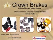 Brake Linings Crown Brakes New Delhi