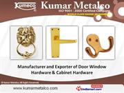 Door Handles On Plate Kumar Metalco Aligarh