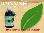 INTERNAL MICROBIAL STABILIZER