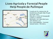 Liceo Agrícola y Forestal People Help People