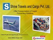 Air Freight Shine Travels and Cargo Pvt Ltd New Delhi