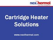 Cartridge Heaters – Specifications, Configuration and Applications