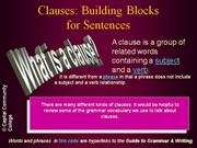 IDM ASAP-clauses in English