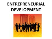 Utsav Mahendra : Entrepreneurship Development