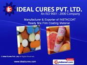 Normal Film Coating Ideal Cures Pvt Ltd Mumbai