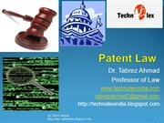 Patents IPR general