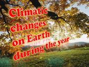 climatic changes on earth vivek 28102011upload version