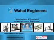Sand Mill Wahal Engineers New Delhi