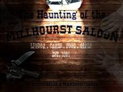 The Haunting of the Millhourst Saloon