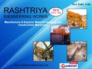 Material Crusher  Rashtriya Engineering Works  New Delhi