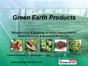 Indian Spices Green Earth Products New Delhi