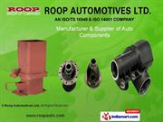 Steering Column Yokes Roop Automotives Ltd Gurgaon