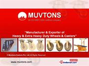 Muvtons Castors Pvt. Ltd. Noida INDIA