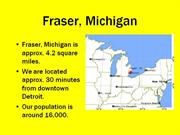 Fraser, Michigan