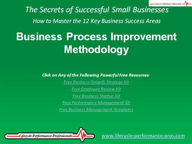 Video business process improvement methodology authorstream cheaphphosting Gallery