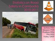 Statistics on Road Safety in Cambodia