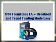 Trend Line EA