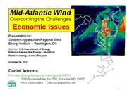 RWEI 2011 - Wind Energy Economics