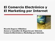 El Comercio Electronico y el Marketing por Internet - Ricardo Zegarra