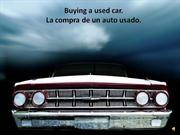 Buying a used car -- English and Spanish Soundtrack