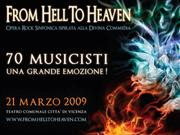From Hell to Heaven - l'opera rock