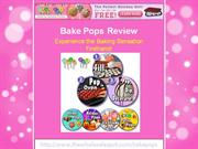 Bake Pops Baking Sheet Review and Exclusive Deal